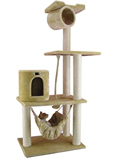 Marvelous Armarkat Cat Tree Furniture Condo, Height  60 Inch To 70 Inch