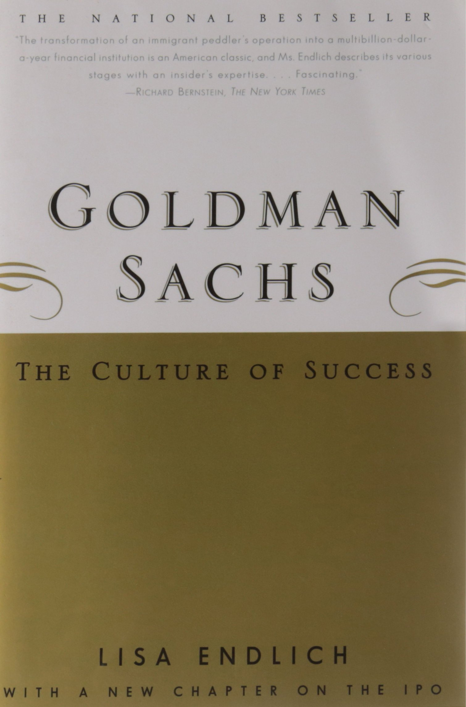 Goldman sachs research paper on inversions