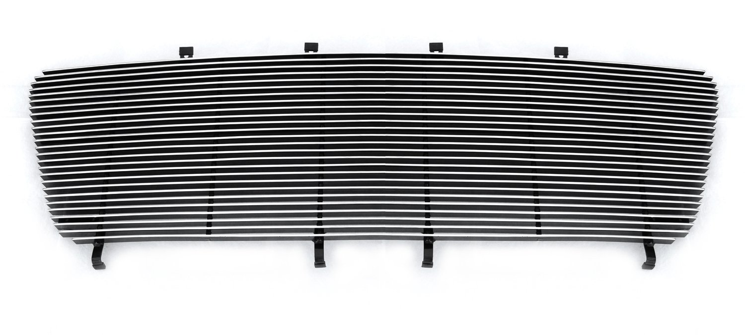 T-Rex Grilles 21556 Horizontal Aluminum Polished Finish Billet Grille Insert for Ford F150