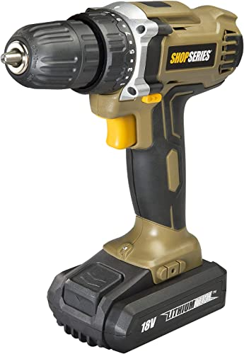 Shop Series SS2811 18V Drill Driver