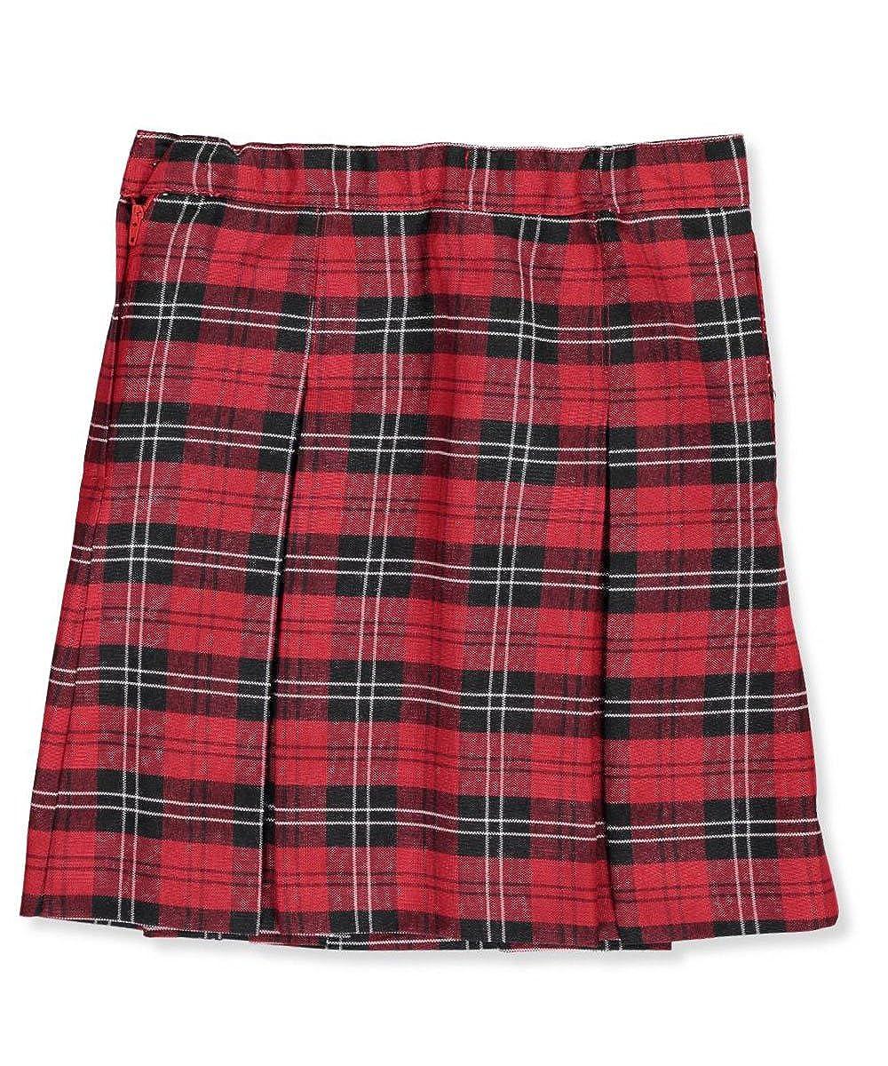 Rifle//Kaynee Big Girls Box Pleated Skirt