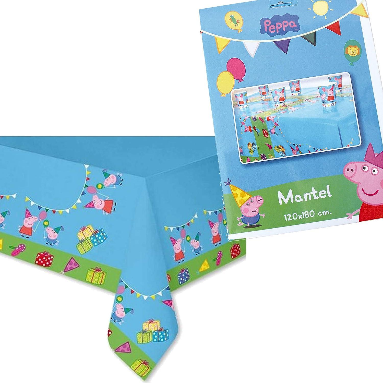 PepaPig&Wutz: Mantel * Peppa Pig * como decoración para ...