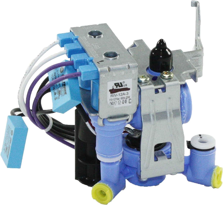 Supplying Demand WR57X10091 Refrigerator Water Valve WR57X10093 AP4509950