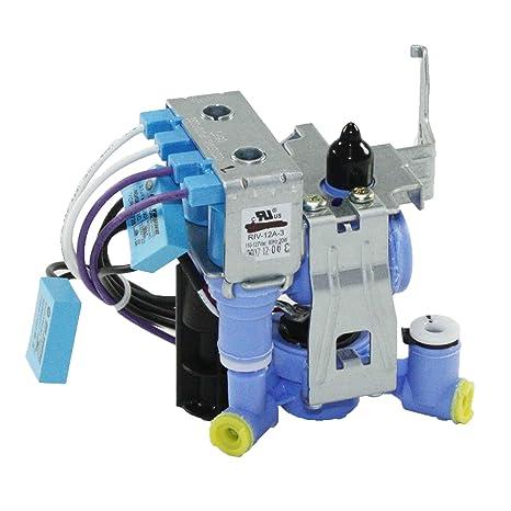 Amazon.com: WR57 X 10091 – Válvula de agua para nevera ...