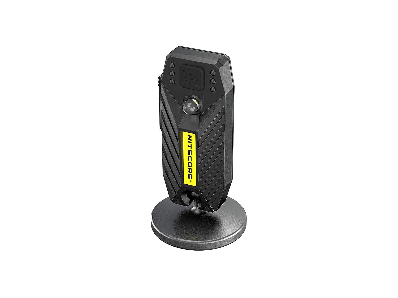 Nitecore T360M Lampe de Poche magn/étique Mixte Adulte Noir