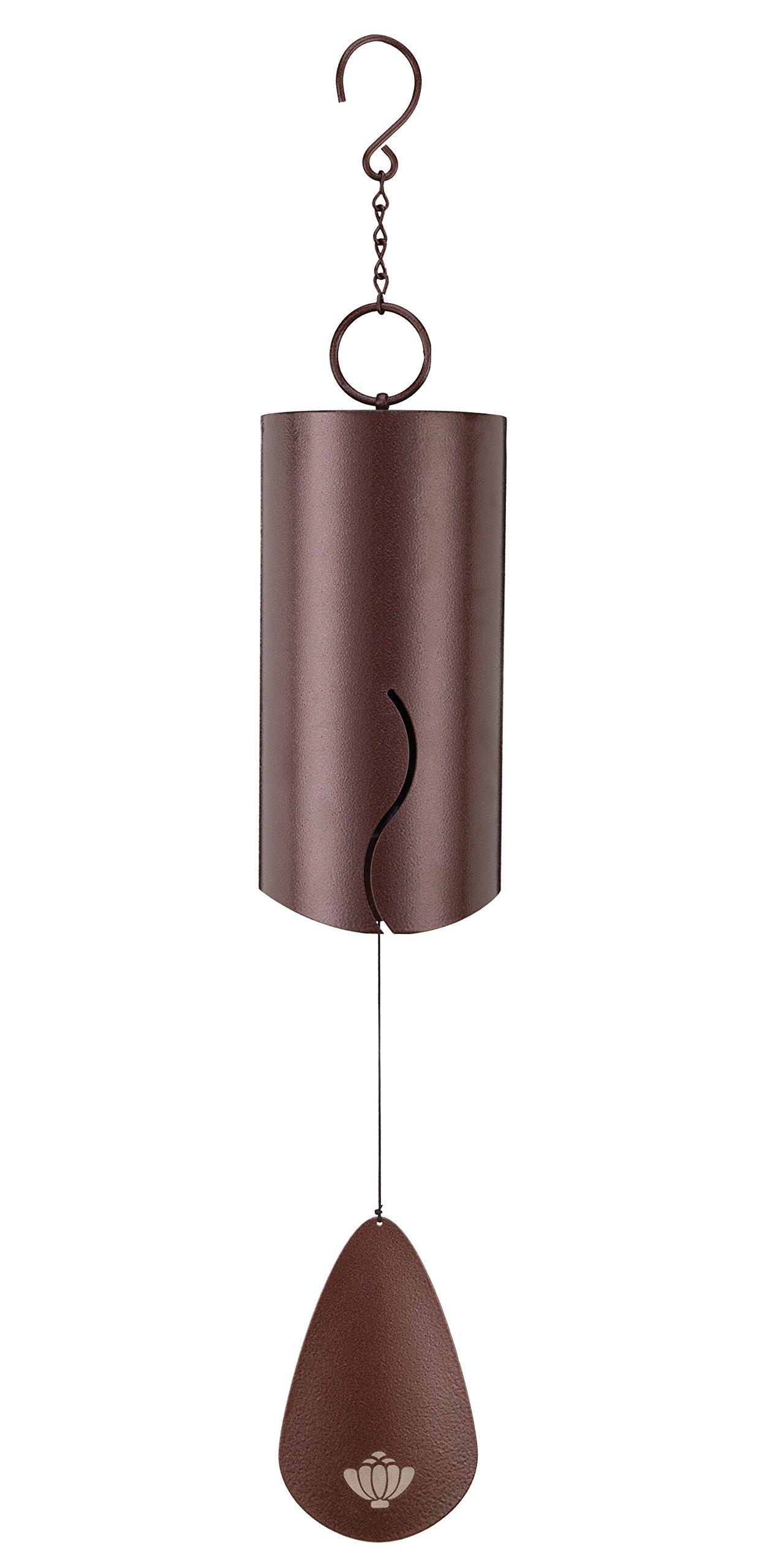 Regal Art & Gift Wind Bell 6'' - Burgundy by Regal Art & Gift