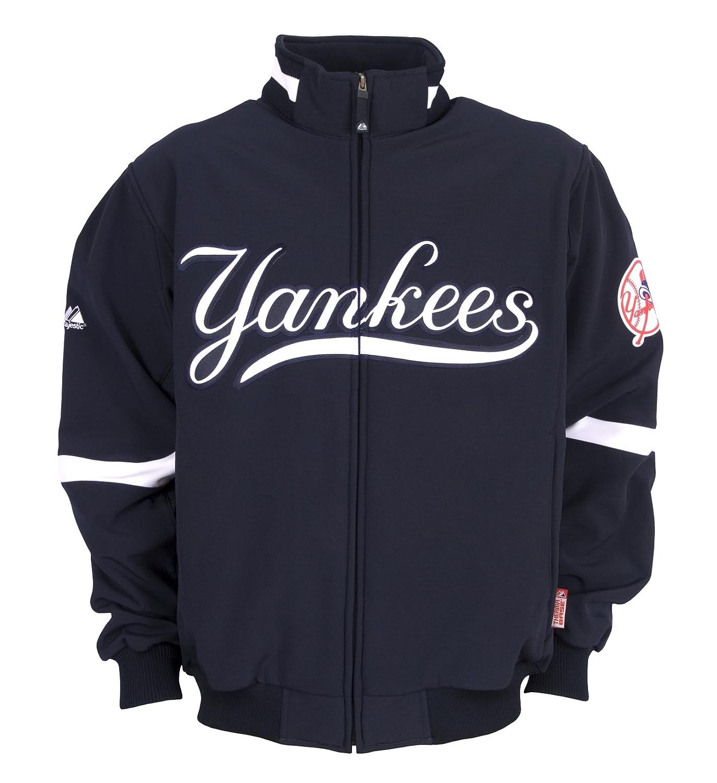 MLB New York Yankees Big & Tall Therma Base Premier Chaqueta ...