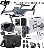 DJI Mavic Pro Collapsible Quadcopter Ultimate Travel Bundle