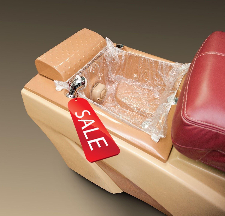Disposable Liners Spa Pedicure Chair Liner 1200pcs ( 6 Boxes )