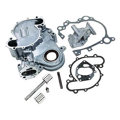 Crown Automotive 8129373K Timing Cover Kit: Automotive