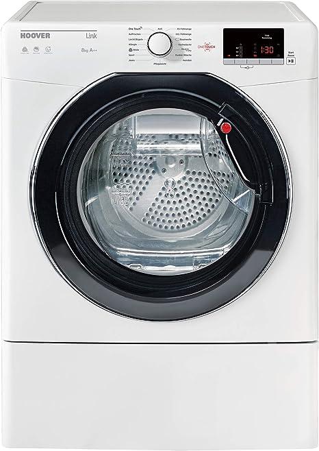 HOOVER QHL H8A2DBE-84 - Secador de secadora (A++, 8 kg, NFC ...