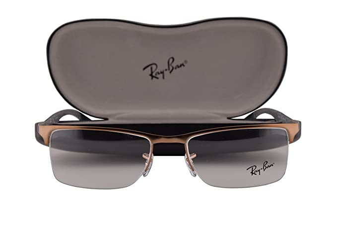 bc4e3ea5a079 Image Unavailable. Image not available for. Colour: Ray Ban RX8413  Eyeglasses ...