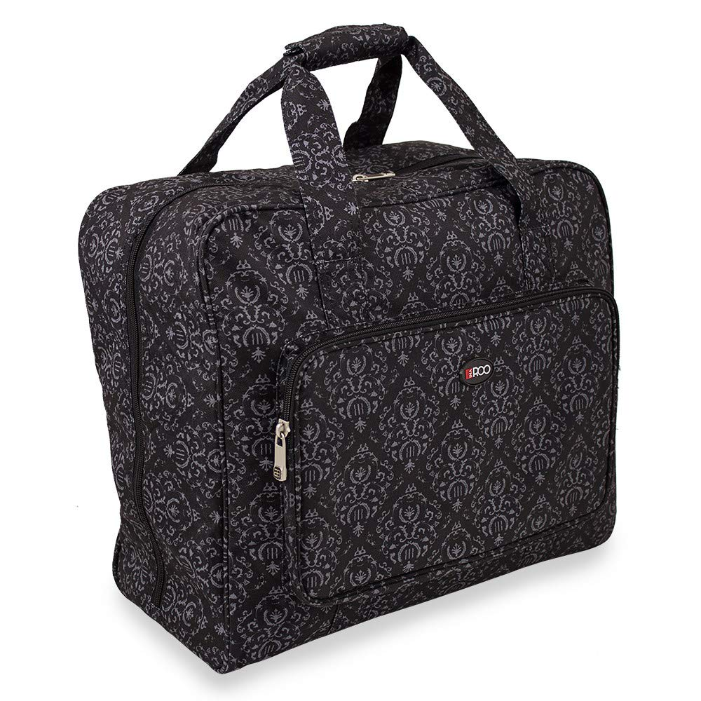 Roo Beauty Máquina de Coser Bolsa en Imperial Black Diseño ...