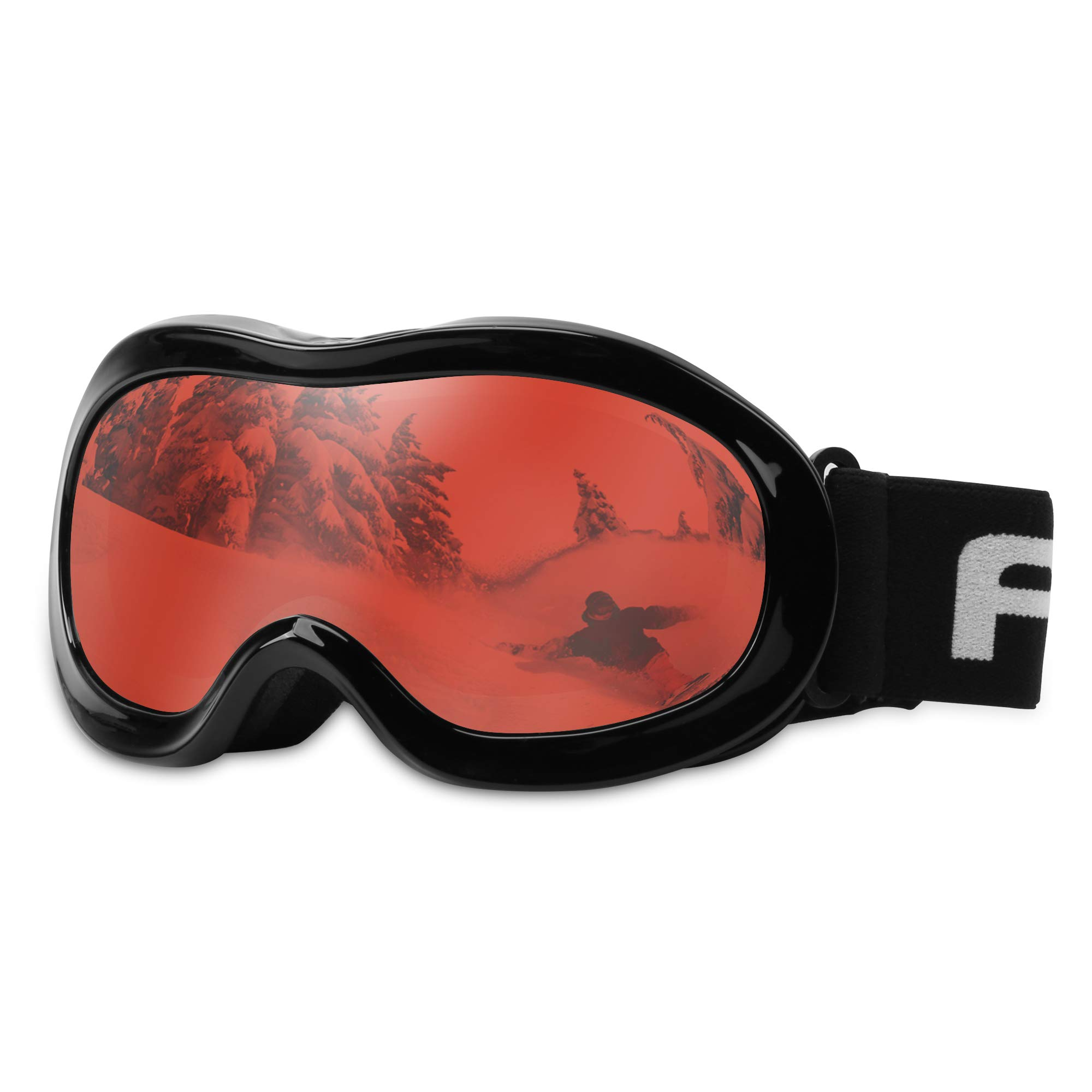 d533991c4a9 Best Rated in Snow Sports Goggles   Helpful Customer Reviews - Amazon.ca