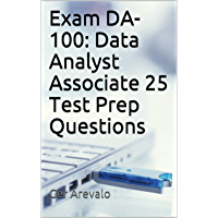 Exam DA-100: Data Analyst Associate 25 Test Prep Questions (English Edition)