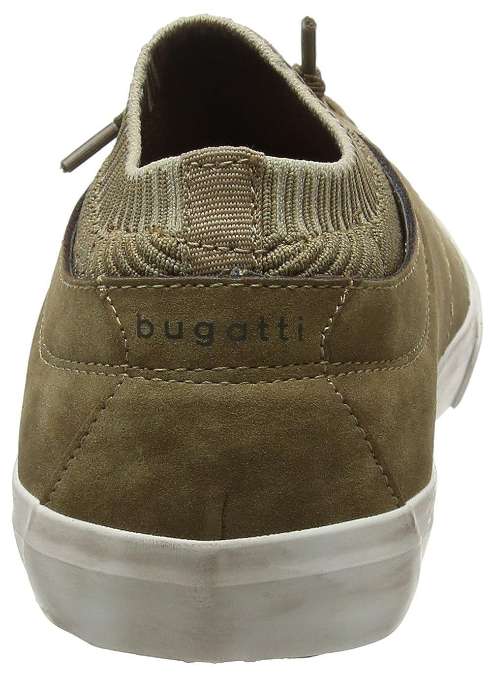 Bugatti Herren 322304606900 Braun Slipper Braun 322304606900 (Taupe 1400) 171cdd