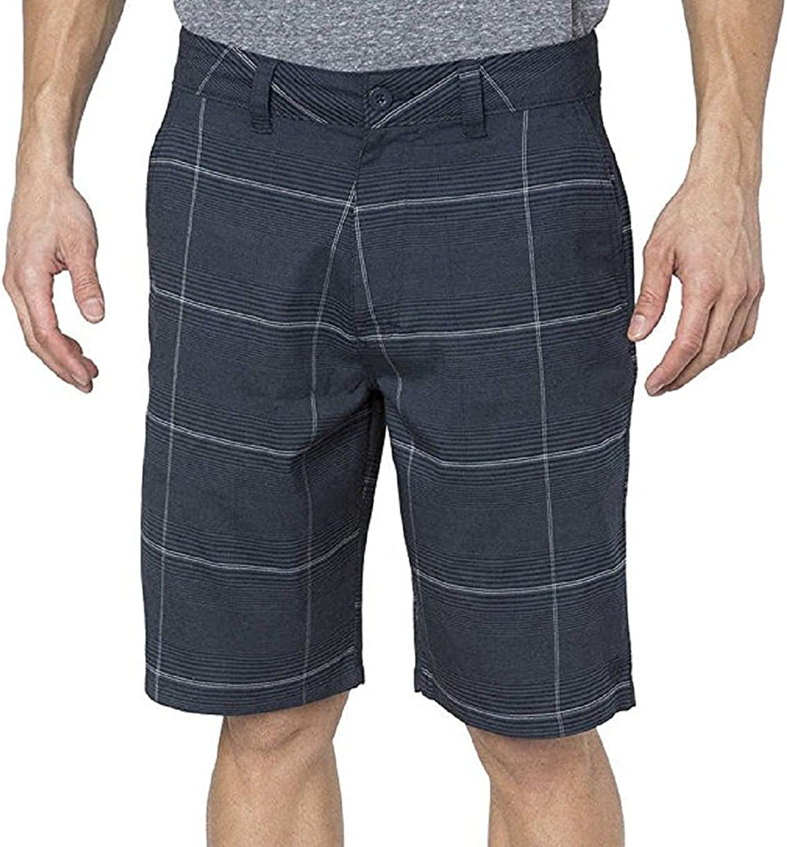 Hang Ten Mens Size 30 Perspective Walk Short, Navy