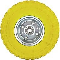 Neumático de caucho sólido de 10 pulgadas ruedas