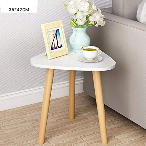 factory price 797b0 0b7ca Amazon.com: Hongyan Coffee Table, Triangle Side Table ...
