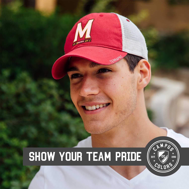 Marquette Golden Eagles NCAA Adult Big Rig Structured Fit Meshback Adjustable Hat Team Color
