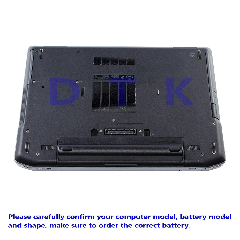 Dtk® Batería para Ordenador Portátil Dell Latitude E5420 E5430 E5530 E6420 E6430 E6520 E6530 Inspiron 4420 5420 5425 7420 4720 5720 M421R M521R N4420 N4720 ...