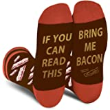 Funny Socks - If You Can Read This Bring Me - Novelty Dress Socks For Men Women Boys
