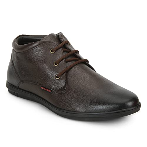 3e65b89f3f65 Red Chief Men s RC3467 Formal Shoes  Buy Online at Low Prices in ...