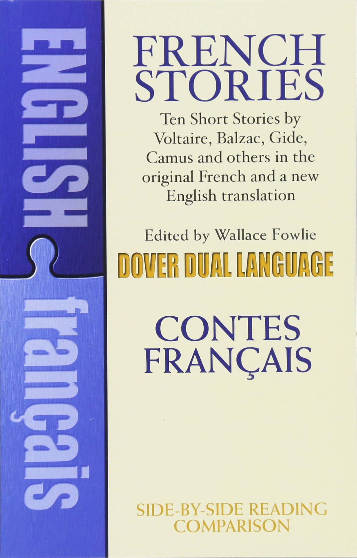 French Stories / Contes Français (A Dual-Language Book) (English and French Edition) by imusti