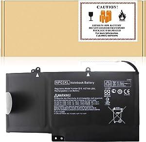 FLYTEN New NP03XL Laptop Battery for HP Envy X360 15-U010dx 15-U011dx Series,Pavilion X360 13-A010Dx Series,Fit P/N 761230-005 760944-421 TPN-Q146 TPN-Q147 HSTNN-LB6L