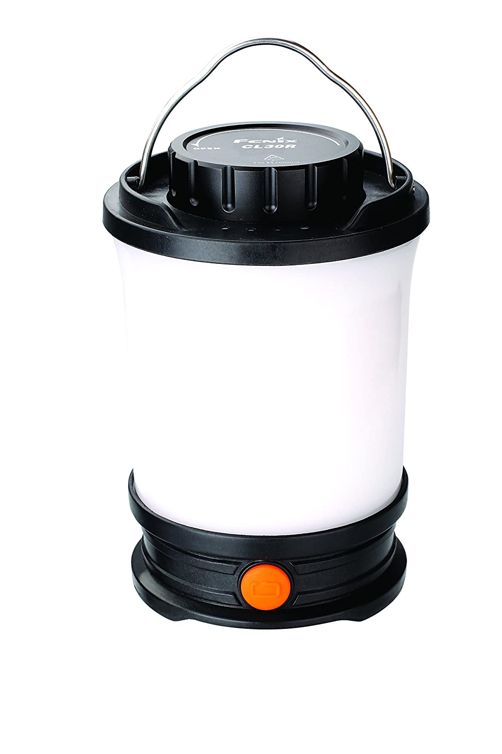 Fenix Flashlights CL30R Camping Lantern, Black
