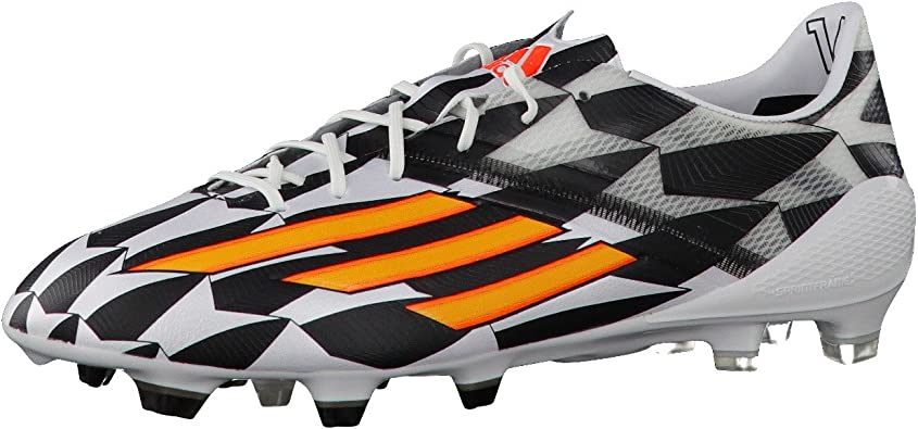 reliable quality uk store attractive price F50 Adizero TRX FG WC - Chaussures de Foot Blanc/Orange Fluo/Noir ...