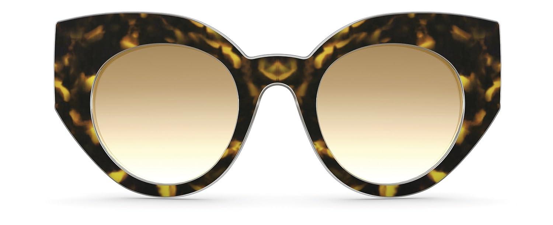 Swatch - Gafas de sol - para mujer marrón marrón: Amazon.es ...
