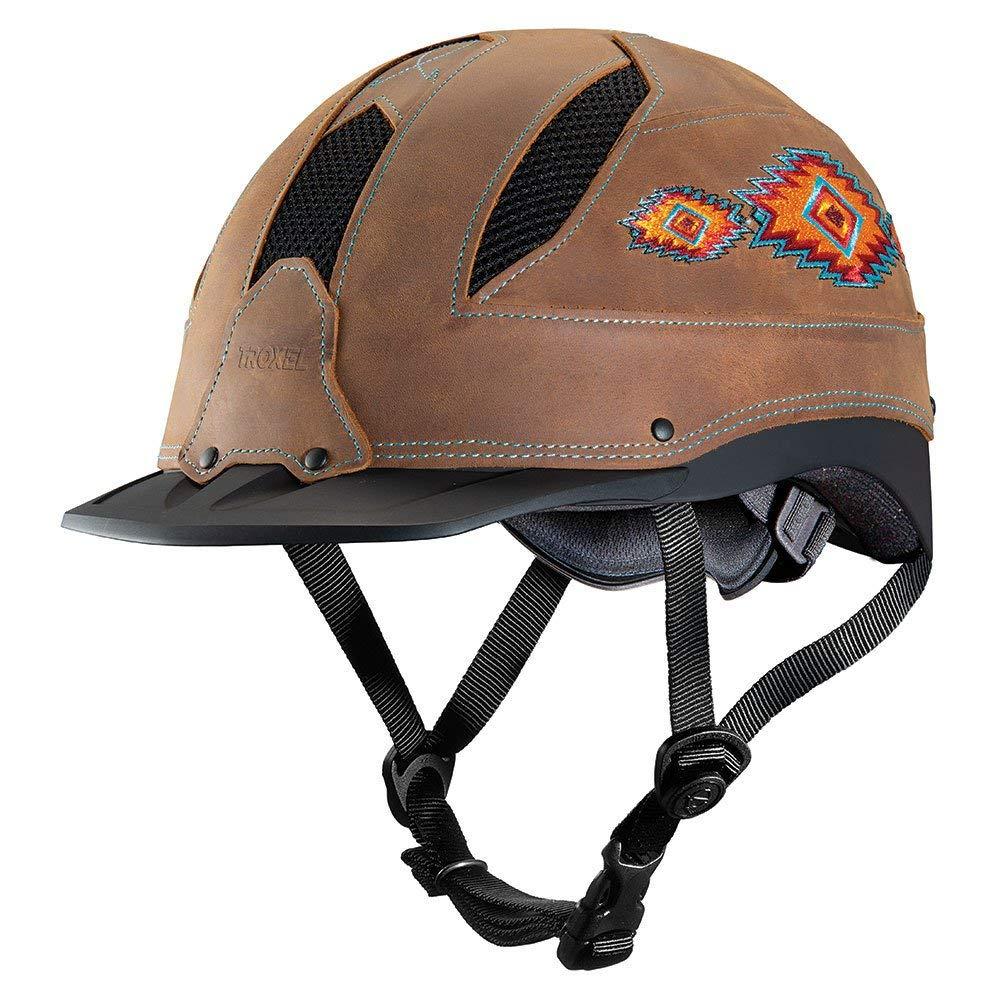 TROXEL Performance Headgear Troxel Cheyenne Southwest Helmet Southwest Large
