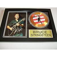 Bruce Springsteen firmada disco de oro 5
