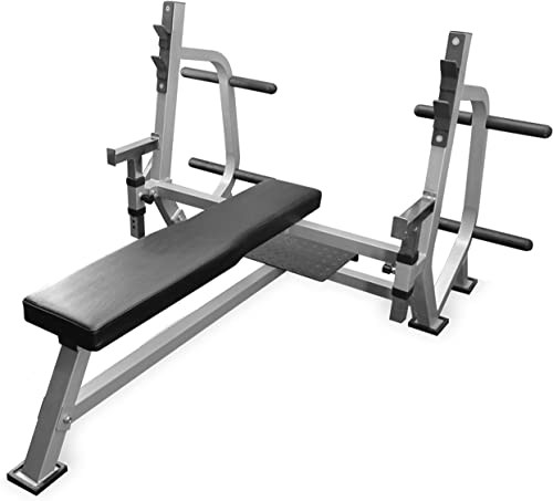 Valor Fitness Olympic Weight Bench Press Station