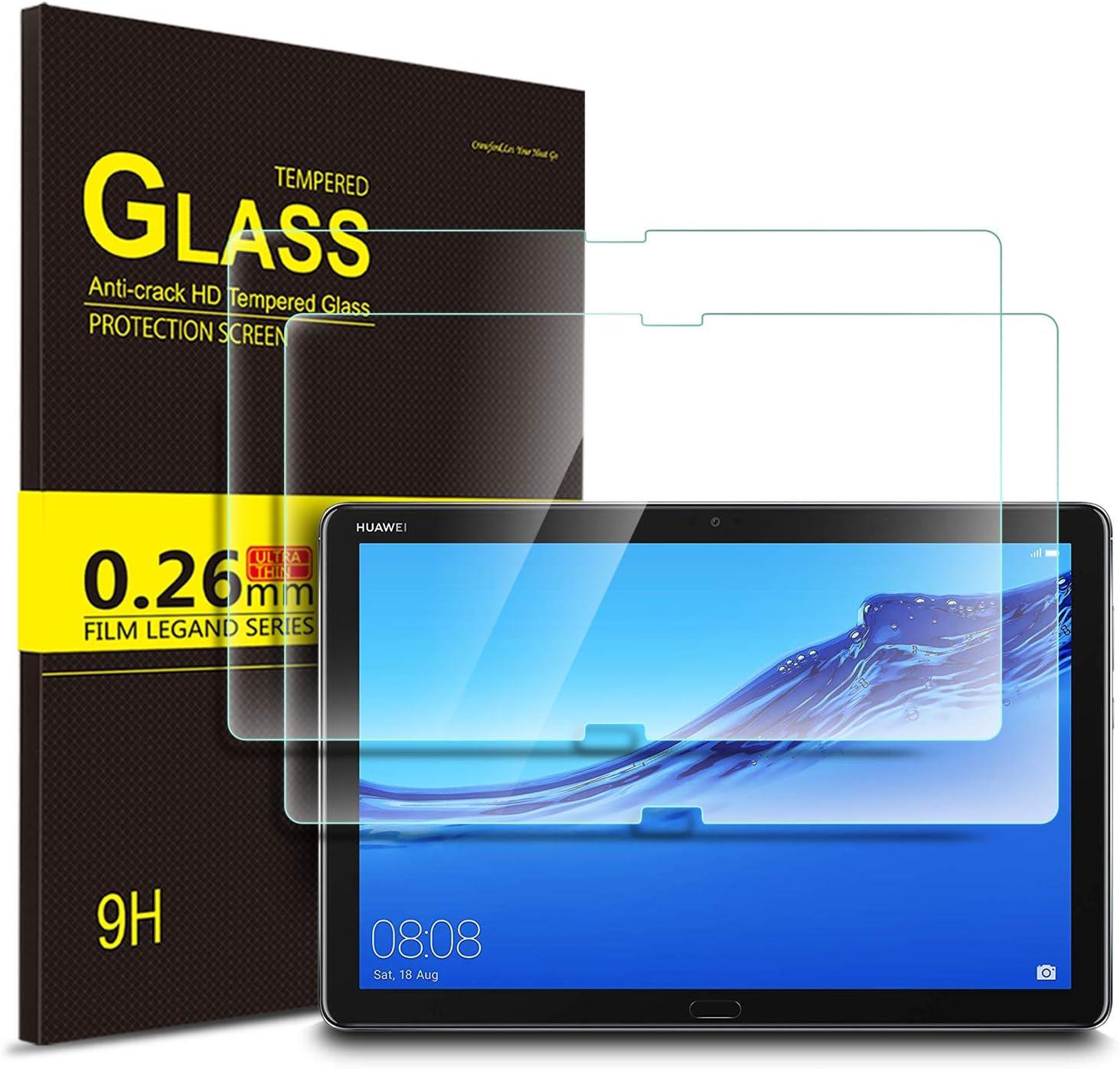 Ivso Templado Protector Para Huawei Mediapad M5 Lite 10 Premium Cristal De Pantalla De Vidrio Templado Para Huawei Mediapad M5 Lite 10 1 Pulgadas 2 Pack Amazon Es Electrónica