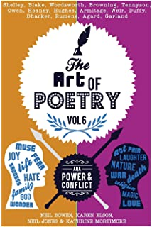 The Art Of Writing English Literature Essays For Gcse The Art Of  The Art Of Poetry Vol Aqa Power  Conflict Volume