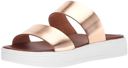 7e4a7b5969b MIA Womens Saige Flat Sandal  Amazon.ca  Shoes   Handbags