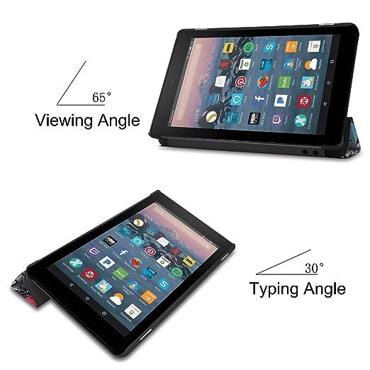 RLTech Funda para Tablet Fire 7 (9.ª generación: Amazon.es ...