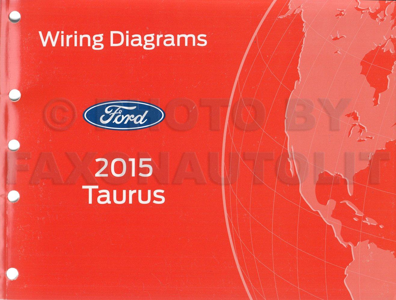 Ford Tauru Wiring