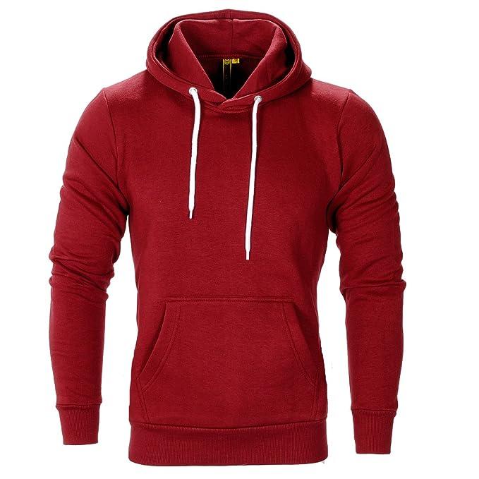 654b87a96863 Raiken® Apparel Flex Fleece Pullover Hoody  Amazon.co.uk  Clothing