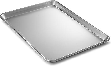 Bellemain Heavy Duty Aluminum Half Sheet Pan 18 X 13 X 1 Amazon Ca Home Kitchen