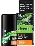 Alverde MEN - Gel Fluide Actif 4 en 1 - 50 ml