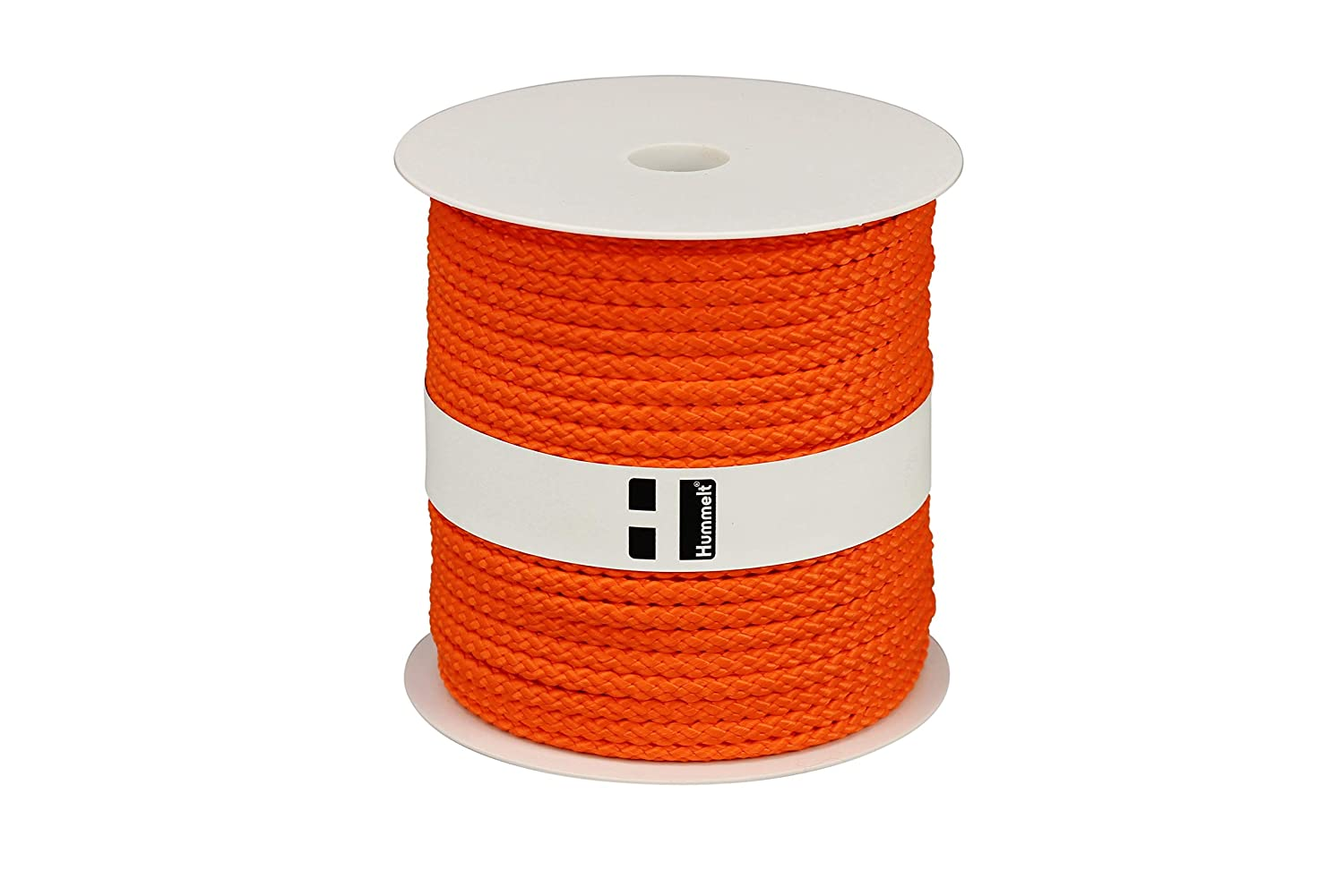 Hummelt/® SilverLine-Rope Universalseil Polypropylenseil 6mm 50m orange auf Rolle