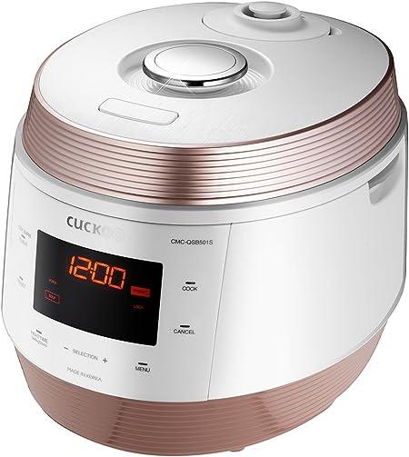 Cuckoo CMC-QSB501S ICOOK Q5 - Robot de cocina (8 en 1, acero ...