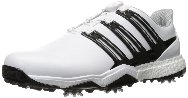 Zapatos de golf Adidas banda de potencia Boa impulsar b01iu4xspg 8 D (m) uswhite