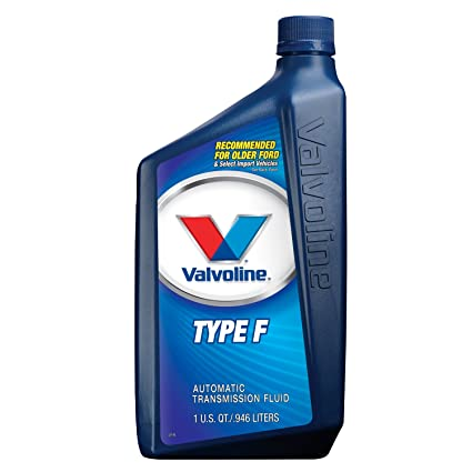 Valvoline Type F Automatic Transmission Fluid Qt Case Of