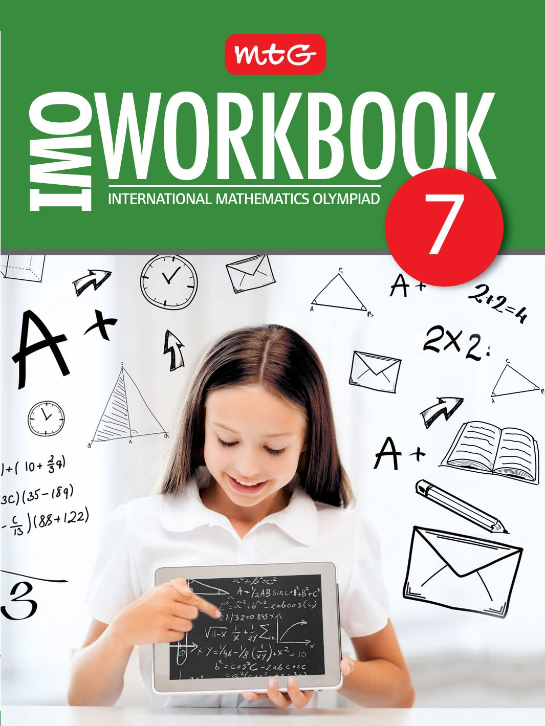 Buy MTG International Mathematics Olympiad (IMO) Work Book - Class 7