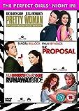Proposal/Runaway Bride/Pretty Woman [Region 2]