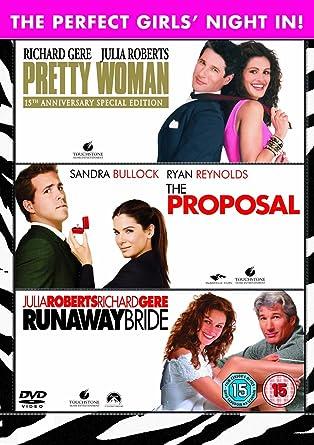 Girls Night In Triple Pack Dvd Amazon Sandra Bullock